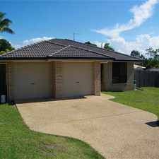 Rental info for UNDER APPLICATION :: BEAUTIFUL FAMILY HOME IN A QUIET LOCATION in the Gladstone area