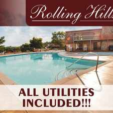 Rental info for Rolling Hills Apartment Homes in the Charlotte Park area