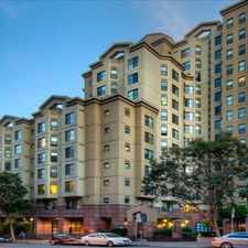 Rental info for Geary Courtyard in the Tenderloin area