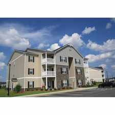 Rental info for Birchfield at Millstone Towne Center in the Fayetteville area