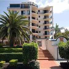Rental info for FURNISHED ONE BEDROOM ON WATER in the Surfers Paradise area