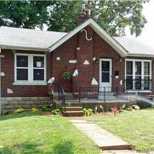 Rental info for 2br - Charming 2 bedroom 1 Bath Brick Cottage Home in the St. Louis area