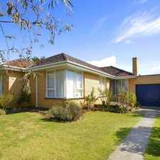 Rental info for The perfect family home!