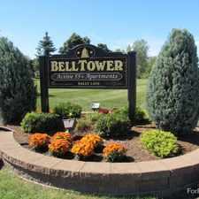 Rental info for Bell Tower Apartments