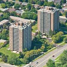 Rental info for York Mills and Leslie: 745 York Mills Road, 1BR in the Banbury-Don Mills area