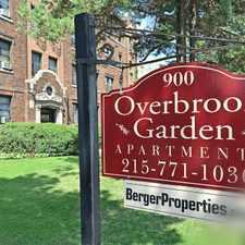Rental info for Overbrook Gardens
