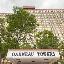 Rental info for Garneau Towers Apartments in the Edmonton area