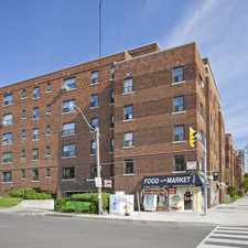 Rental info for Chatsworth Apartments in the Toronto area