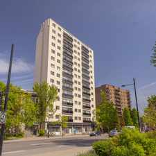 Rental info for Tour Du Parc Apartments in the Montréal area