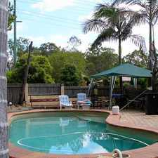 Rental info for Large Family Home with a POOL!