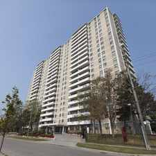 Rental info for Brock Towers - Two Bedroom Apartment for Rent in the Eglinton East area