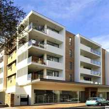 Rental info for Well Presented Two bedroom Apartment in the Sydney area