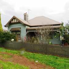 Rental info for Charming Three Bedroom Home in the Warrnambool area