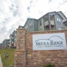 Rental info for Sierra Ridge Apartment Homes