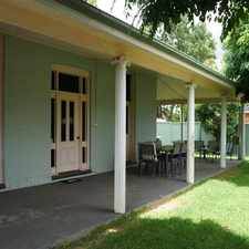 Rental info for Old World Charm in Secluded South *APPLICATION APPROVED* in the Dubbo area