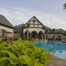 Rental info for Woodland Hills Luxury Apartments in the Atascocita area