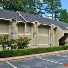 Rental info for Aspen Pointe in the Roswell area