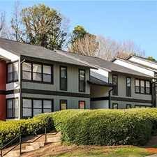 Rental info for Crawford at East Cobb