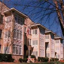 Rental info for Highland Club in the Atlanta area