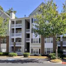 Rental info for Hawthorne Gates in the Sandy Springs area