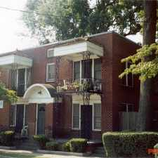 Rental info for 575 Boulevard in the Atlanta area