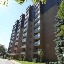 Rental info for Oxford Park Towers - The Collingwood Apartment for Rent in the London area