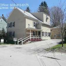 Rental info for 29 Spring Street