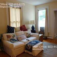 Rental info for 269 Washington Street