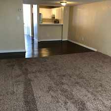 Rental info for THREE BEDROOM/ TWO BATH! NEW CARPET! NEW APPLIANCES! PATIO WITH CITY VIEWS!!!!