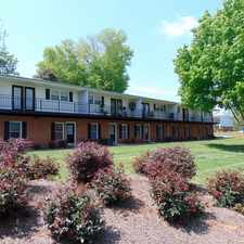 Rental info for Silas Creek Apartments