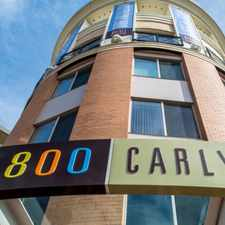 Rental info for 800 Carlyle
