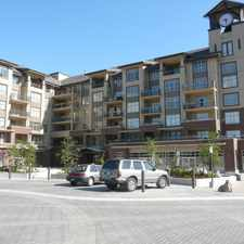 Rental info for 1211 VILLAGE GREEN WAY in the Squamish area