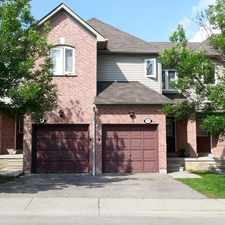 Rental info for 720 Avonwick Ave. in the Brampton area