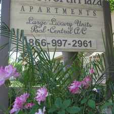 Rental info for Chatsworth Plaza