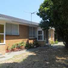 Rental info for BRILLIANTLY RENOVATED VILLA IN A TOP LOCATION in the Mulgrave area