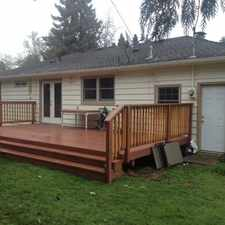 Rental info for 1220 NW 16th Street in the Corvallis area