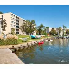 Rental info for Watergate Pointe