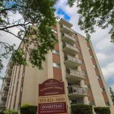 Rental info for Silvercreek Terrace