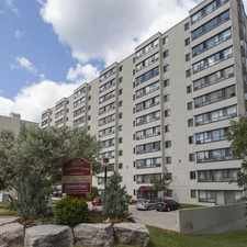 Rental info for Trafalgar Square in the Guelph area
