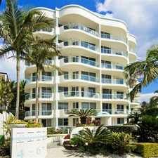 Rental info for Ground Floor Unit - Unfurnished in the Coolangatta area