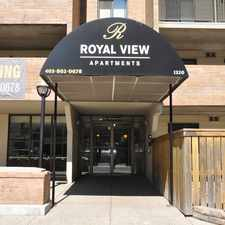 Rental info for Royal View in the Calgary area