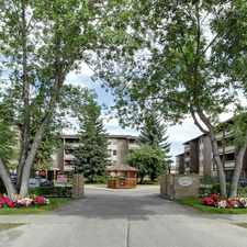 Rental info for Lakeview Mews in the Glenmore Park area