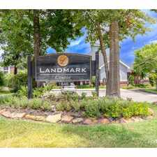 Rental info for Landmark of Conroe