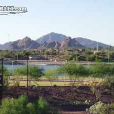 Rental info for $1750 2 bedroom Townhouse in Tempe Area in the Phoenix area