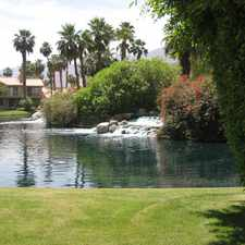 Rental info for PGA WEST, PALMER COURSE...LOWER 2 BED 2 BATH UNIT, GREAT LAKE VIEWS available for the season. in the La Quinta area