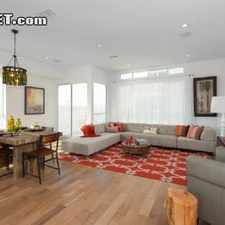 Rental info for $7470 3 bedroom Townhouse in Metro Los Angeles Hollywood in the Los Angeles area