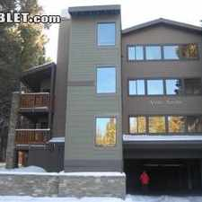 Rental info for $1595 1 bedroom Apartment in Mono County Mammoth Lakes