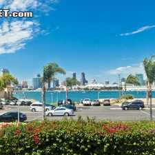 Rental info for $6400 3 bedroom Townhouse in Western San Diego Coronado in the San Diego area