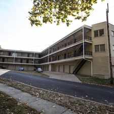 Rental info for 137 East Lockwood in the Webster Groves area