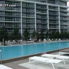 Rental info for $3500 1 bedroom Apartment in Brickell Avenue in the Miami area